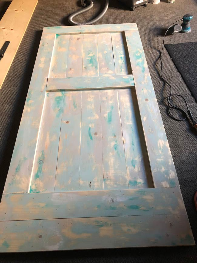 Easy Paint Amp Stain Effects On Wood Perfectly Inspired