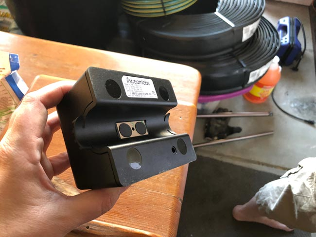 Do-it-Yourself Leak Detection & Water Monitor - Streamlabs