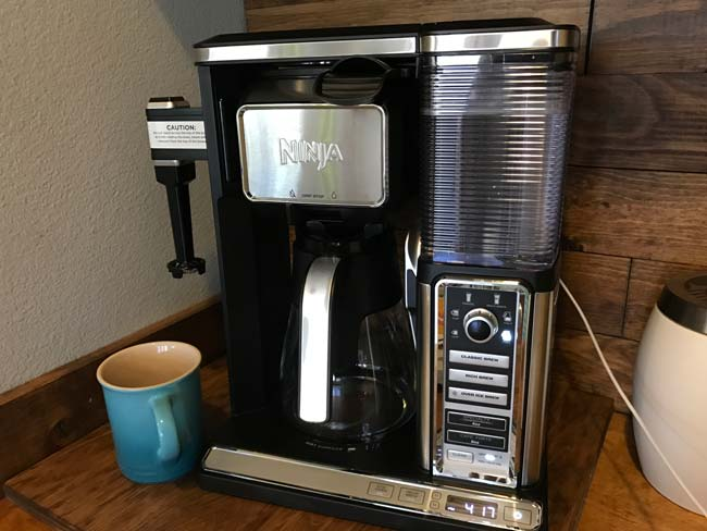 Ninja Coffee Bar With Frother Best Coffee Maker For The